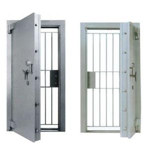 New Design Vault Steel Safe Doors for Sale pictures & photos