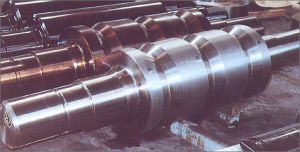 Endurable/ High Efficiency Mill Roll/Steel Rolling/Casting Roller /Back-up Roll/Rolling Mill Roll pictures & photos