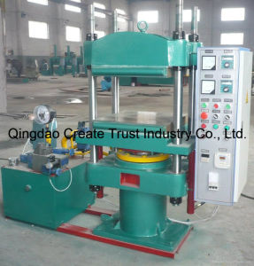 Hot Sale Rubber Plate Vulcanizing Press with Excellent Performance pictures & photos