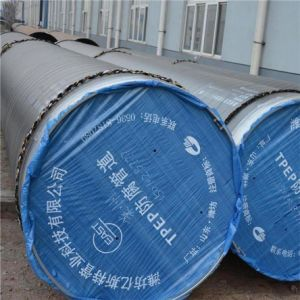 API 5L/ASTM A106/A53 Gr. B 3PE Coating Steel Pipe pictures & photos