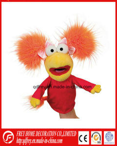 Cute Plush Monster Hand Puppet Toy for Kids Education