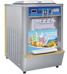 Table Top Soft Ice Cream Maker pictures & photos