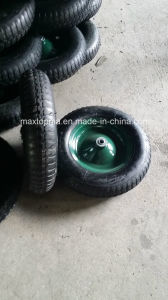 350-8 pneumatic Rubber Wheel pictures & photos