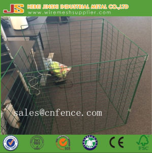 Heavy Duty Powder Coated Metal Wire Leaf Composter for Garden pictures & photos