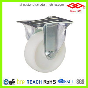 White PP Industrial Casters (G101-30D075X25) pictures & photos