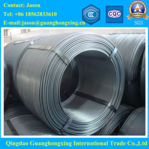 GB 08f, 10#, 15#, SAE 1008, 1010, 1015 Carbon Steel Wire Rod with Good Quality pictures & photos