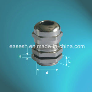 Liquid Tight Wire Connector Brass Metal Cable Gland pictures & photos