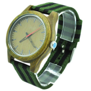Factory Direct Wholesale Fashion Wooden Watch pictures & photos
