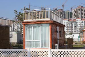 Luxury Movable Container Prefabricated House pictures & photos