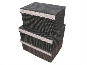 Non-Woven Fabric Storage Boxes (TN-CXL 020)