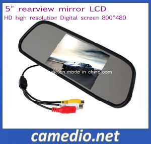 5 Inch High Definition Mirror Monitor Car Roof Monitor pictures & photos