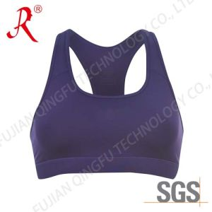 Quick Dry Gym Top/ Sports Bra (QF-S315) pictures & photos