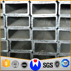 Oiled Square Black Annealed Steel Hollow pictures & photos