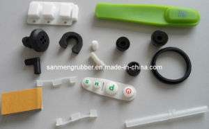 Molded Rubber Pieces/ Rubber Fitting/ Rubber Parts (SMC-056) pictures & photos