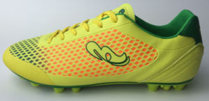 New PU Football Shoe with TPU Sole pictures & photos