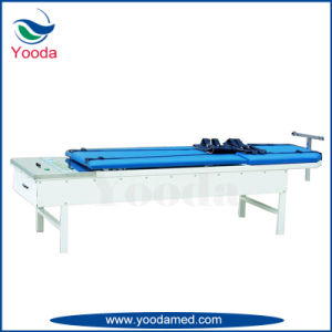 Three Dimension Lumbar Traction Bed pictures & photos