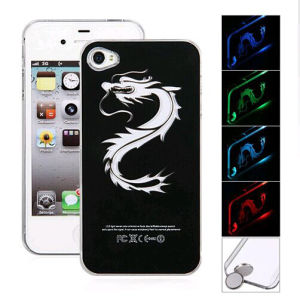 Fashion Calls Flash up Light LED Case Cover for iPhone 4S/5s pictures & photos