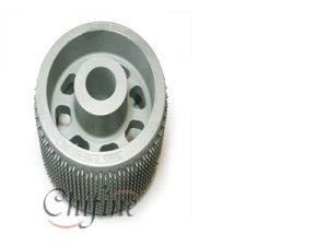 Cast Steel Part Transport Custom Wheel by Lost Wax Casting pictures & photos