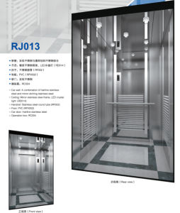 Small Machine Room Passenger Elevator Lift (CE) pictures & photos
