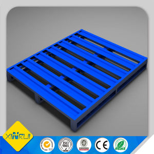 Customed Single-Side Steel Pallet pictures & photos