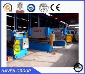 Hydraulic Press Brake Delem DA41 CNC Bending machine Press Brake pictures & photos