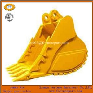 Standard Rock Bucket for Cat Wheel Excavator Spare Parts pictures & photos
