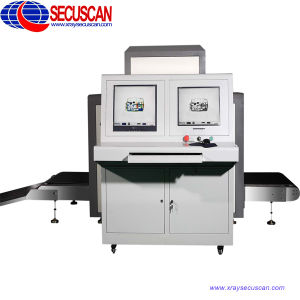 Secu Scan X-ray Security Scanners with High Resolution and Penetration pictures & photos