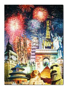 Hot Sale 3D Puzzle Card for Children pictures & photos