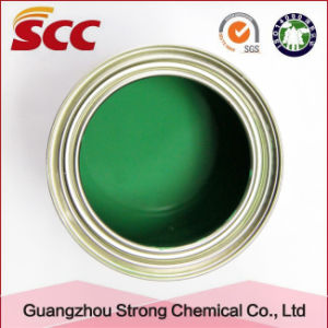 Superior Adhesion Green 2k Topcoat Car Paint pictures & photos