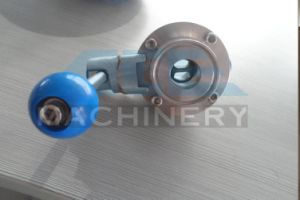 Sanitary Stainless Steel Plastic Ss Handle Butterfly Valve (ACE-DF-2V) pictures & photos