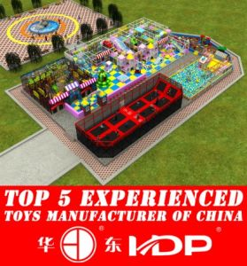 Used Indoor Playground Equipment Sale (HD14-140A) pictures & photos