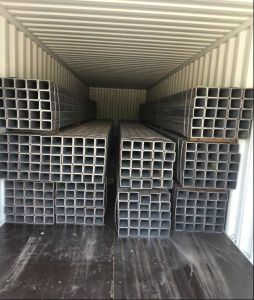 Mild Steel Hot DIP Galvanized Pipe/Square Steel Pipe/Tube pictures & photos
