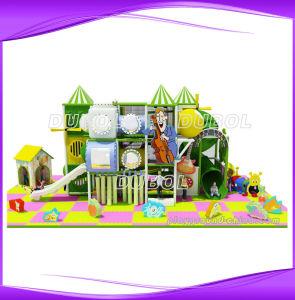2014 Attractive Colorful Llpde PVC Children Soft Indoor Playground