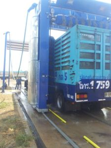 Automatic Bus Wash Machine and Bus Wash Equipment pictures & photos