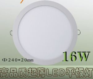 Competitive Price Frosted LED Panel Light pictures & photos