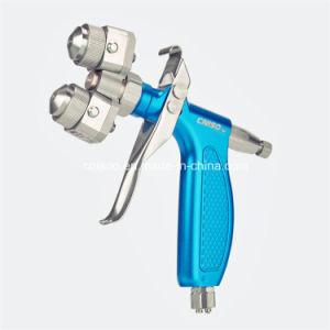 Dual Head Air Spray Gun for Chrome (H-S2-C2)