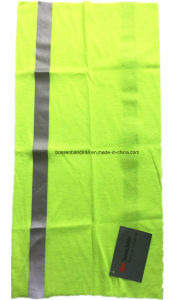 Custom Made Logo Printed Seamless Multifunctional Buff Style Magic Neck Tube Scarf pictures & photos