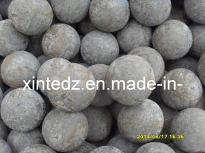Forged Grinding Media (65MN, B2 material dia130mm) pictures & photos