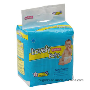 Hot Sell Super Absorbtion High Quality Baby Diaper by Fujian Factory pictures & photos