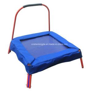 Sld-38inch. Children′s Square Mini Trampoline pictures & photos