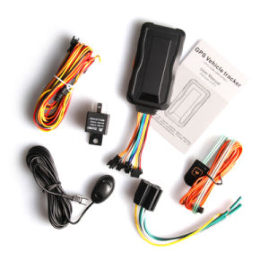 Car Motorcycle Vehicle GPS Tracker with Real Time Positioning Tr06 pictures & photos