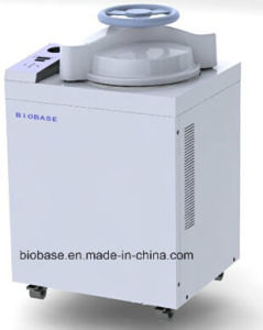 Biobase New Design 50L, 75L, 100L Hand Wheel Vertical Steam Autoclave pictures & photos