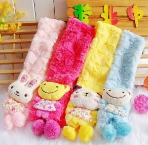 Promotion Cute Winter Warm Children Scarf pictures & photos