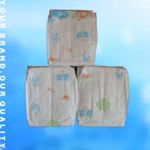 Disposable Baby Diapers With Non Woven pictures & photos