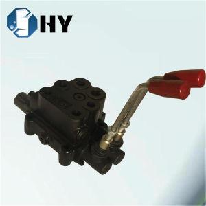 2 spool manual control valve Flow control valve Relief valve pictures & photos