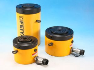 Clp Series Pancake Lock Nut Piston Cylinder Set (FY-CLP) pictures & photos