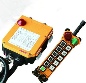 Single Speed Industrial Crane Hoist Wireless Remote Control (F24-10S) pictures & photos
