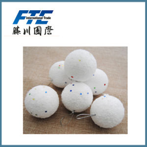 New Design Plastic Ball for Christmas and Home Decoration pictures & photos