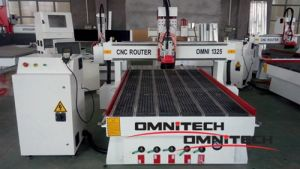 CNC Rotary on Side Wood Working Machine for Sofa Leg pictures & photos