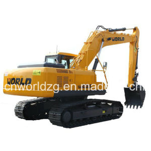 0.9m3 Backhoe, 21ton Hydraulic Crawler Excavator pictures & photos